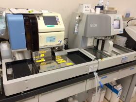 血糖・ヘモグロビンA1C 測定装置