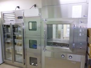 抗がん剤・高カロリー輸液調製(混注)業務
